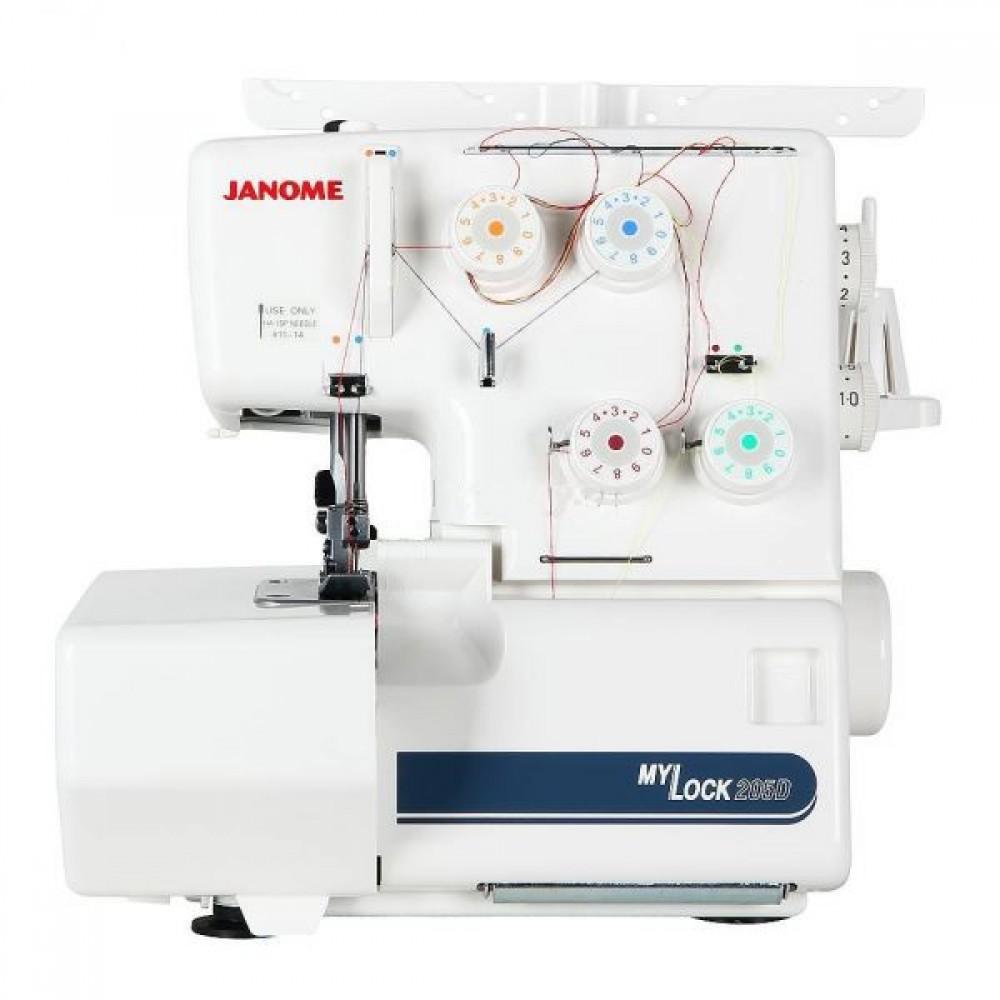 Оверлок JANOME ML205D